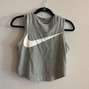 Nike Cropped Tank